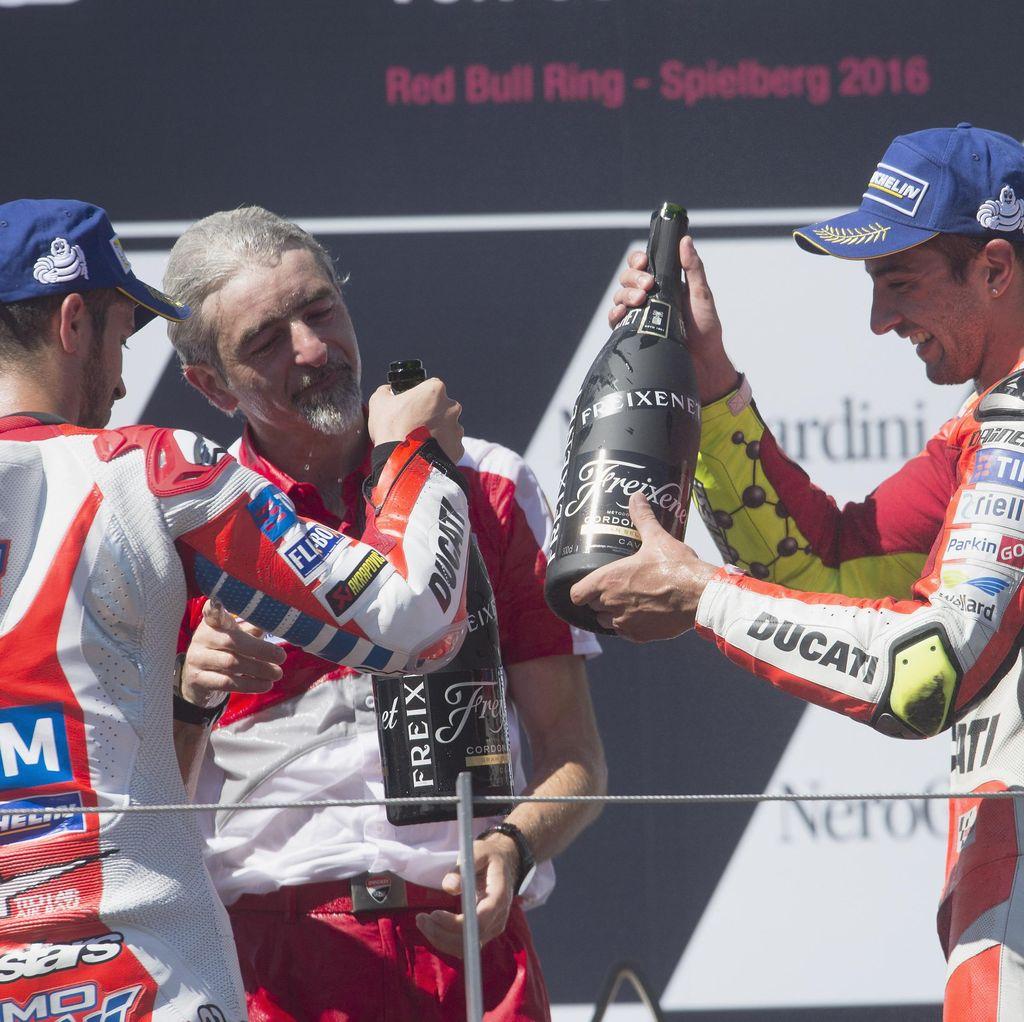 Penilaian Lorenzo tentang Aksi Rider-Rider Ducati Saat Ini