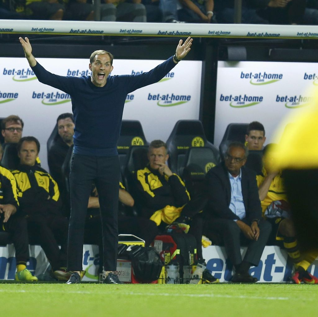 Dortmund Kalah, Tuchel: Kami Tidak Beruntung