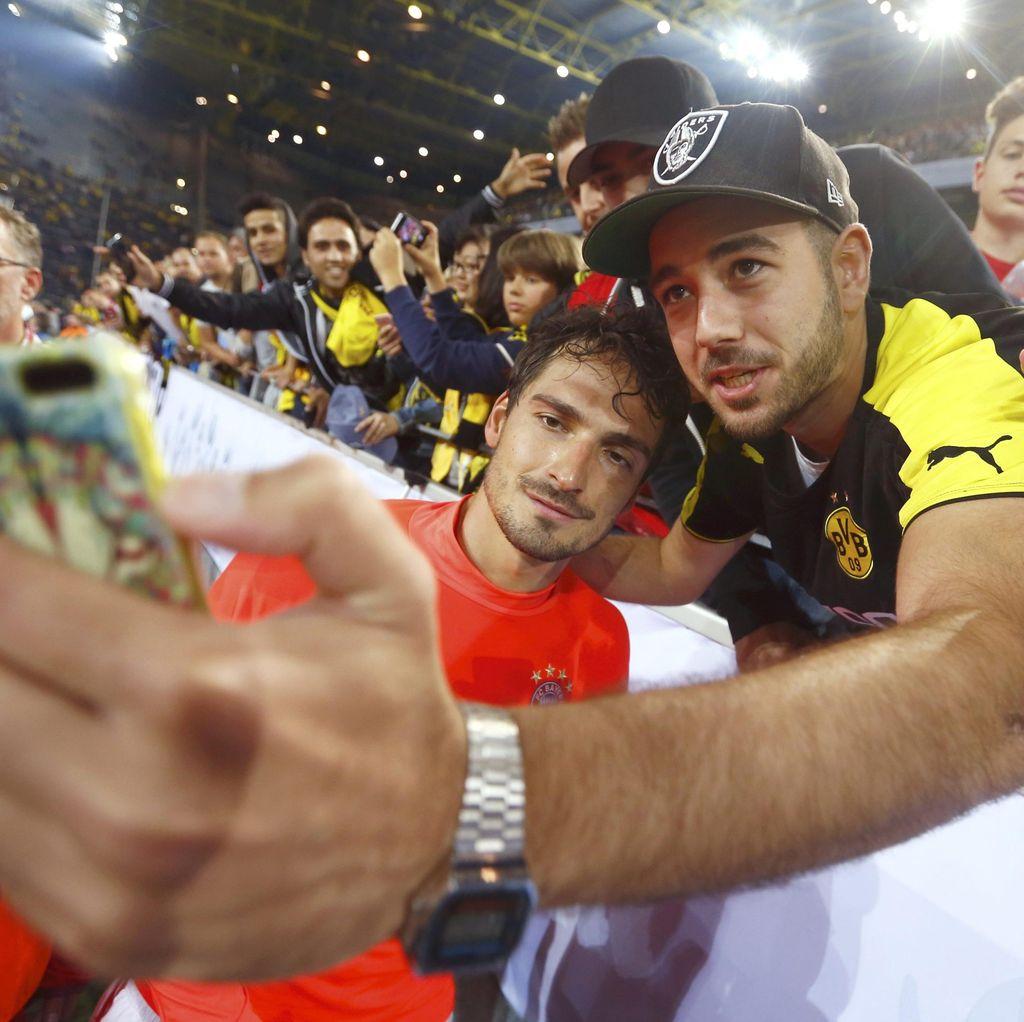 Hummels Masih Tak Terima Ejekan Fans Dortmund