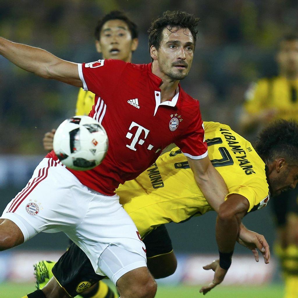 Bayern Kecam Fans Dortmund yang Mencemooh Hummels