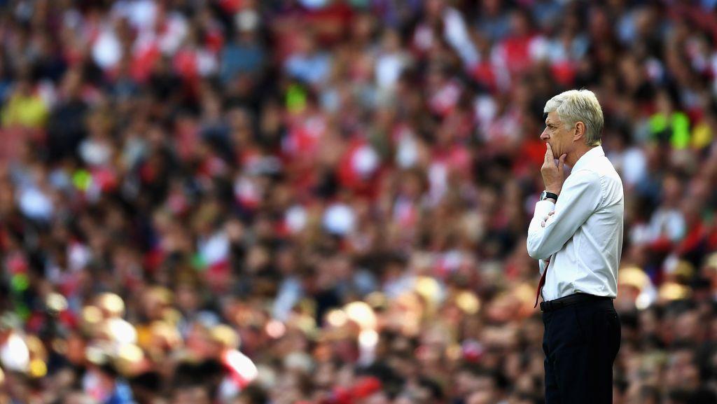 Dicalonkan Jadi Pelatih Inggris, Wenger: Cuma Arsenal yang Kupikirkan