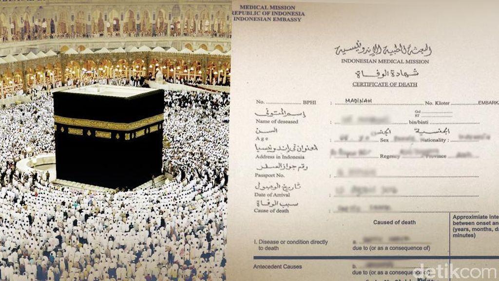 Hingga 23 Agustus, Jemaah Haji yang Wafat Berjumlah 22 Orang