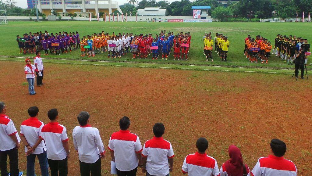 Liga Pelajar Piala Menpora Masuki Final Regional