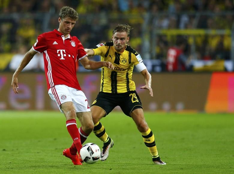 Bayern Berhasil Raih Piala Super Jerman