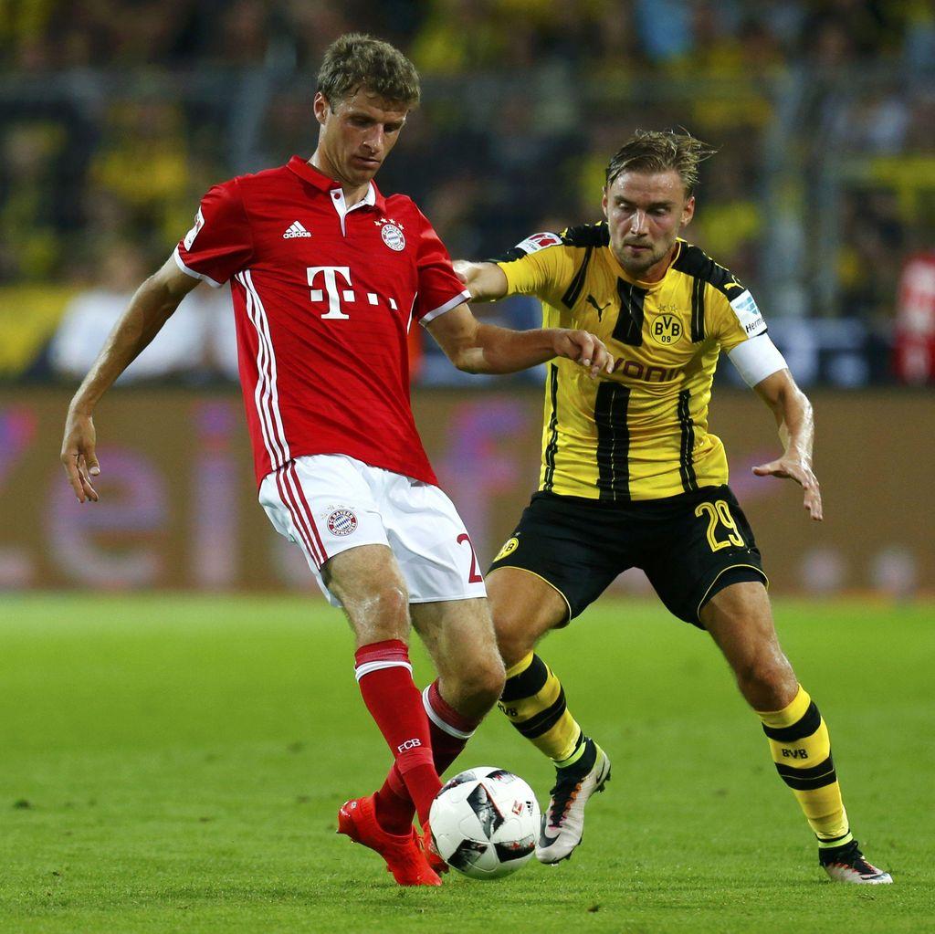 Dortmund Menutup Lubang dengan Baik, tapi Bayern Tetap yang Terbaik