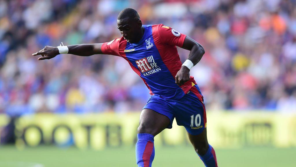 Everton Datangkan Bolasie dari Crystal Palace
