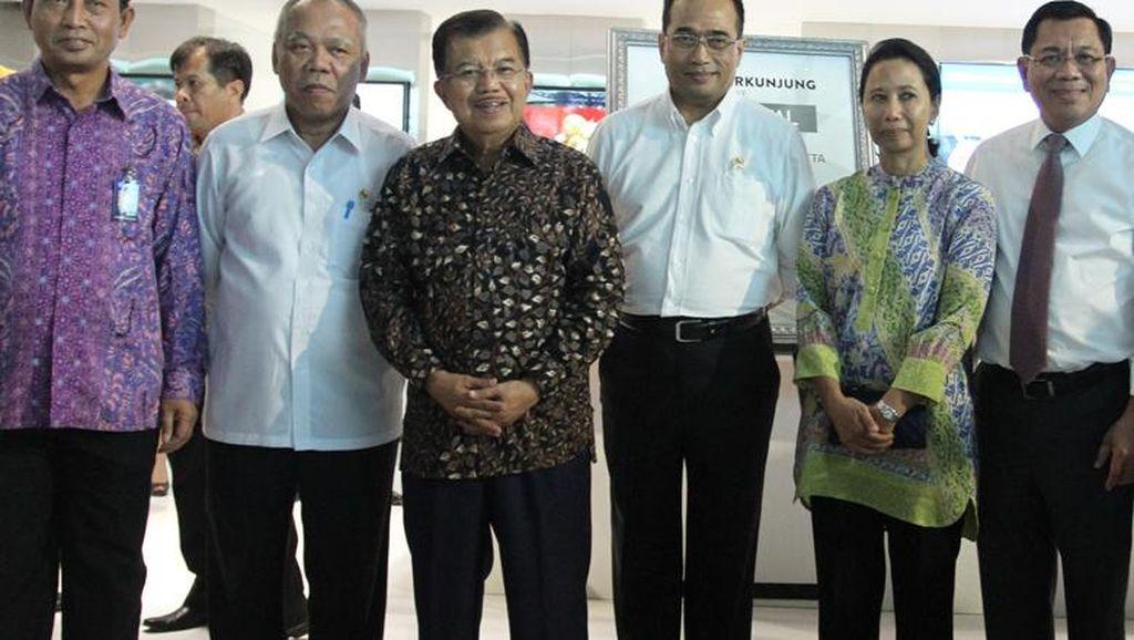 BRI Digital Sebagai Outlet Digital Terlengkap di Indonesia Dikunjungi oleh Wapres