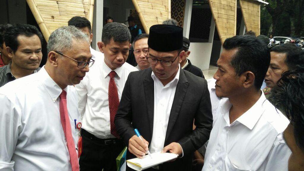 Titah Ridwan Kamil kepada Anak Buahnya soal Tamansari Foodfest