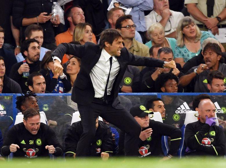 Conte Tuntut Peningkatan Performa dari Chelsea