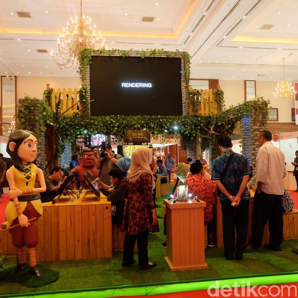 Kreasi Pasoa dan Sang Pemberani Curi Perhatian di Popcon Asia 2016
