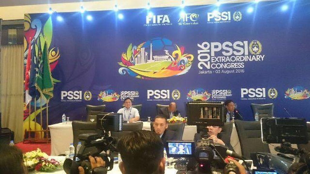 Kongres PSSI di Makassar Dijamin Aman