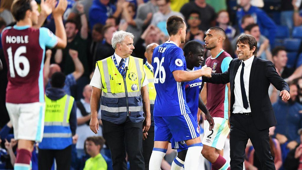 Soal Kemungkinan Terry Kembali ke Timnas, Conte Tak Akan Ikut Campur