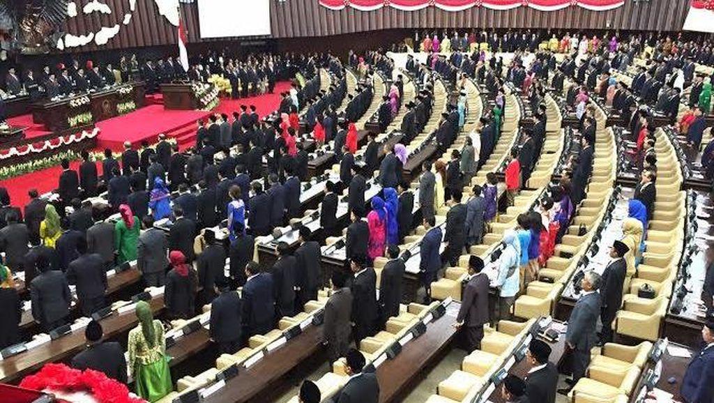 Ini Isi Lengkap Doa Politikus Gerindra yang Tuai Kontroversi di Sidang Tahunan MPR