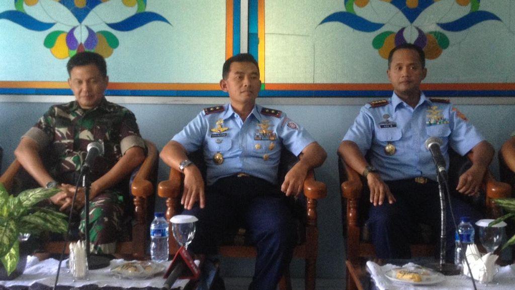 Pangkoopsau I Bicara soal Bentrok yang Sebabkan Warga dan 2 Wartawan Terluka