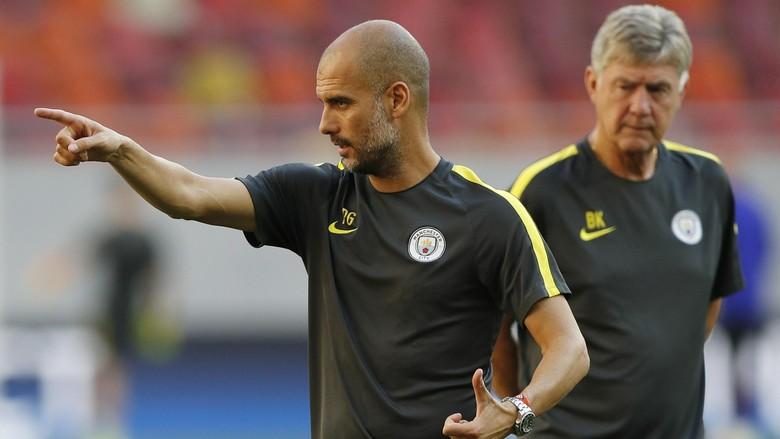 Guardiola Pelajari Gerak Gerik Permainan Steaua
