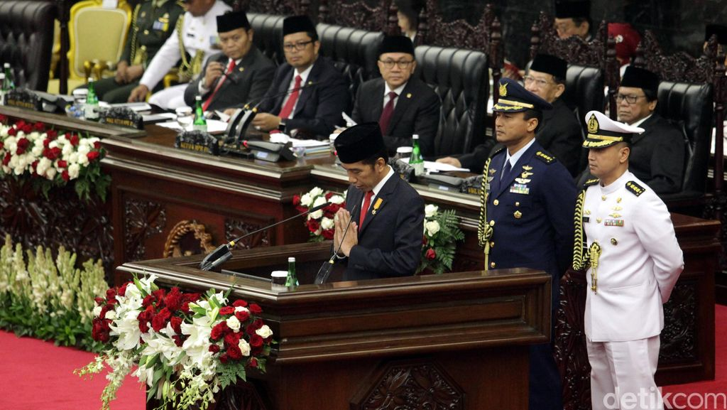 Presiden Jokowi: Bangsa Indonesia Tidak Bisa Diteror
