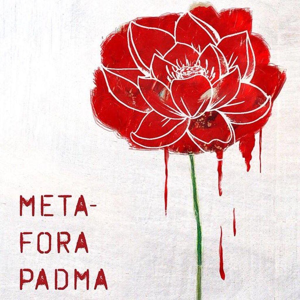 Bernard Batubara Umumkan Buku Terbaru Metafora Padma
