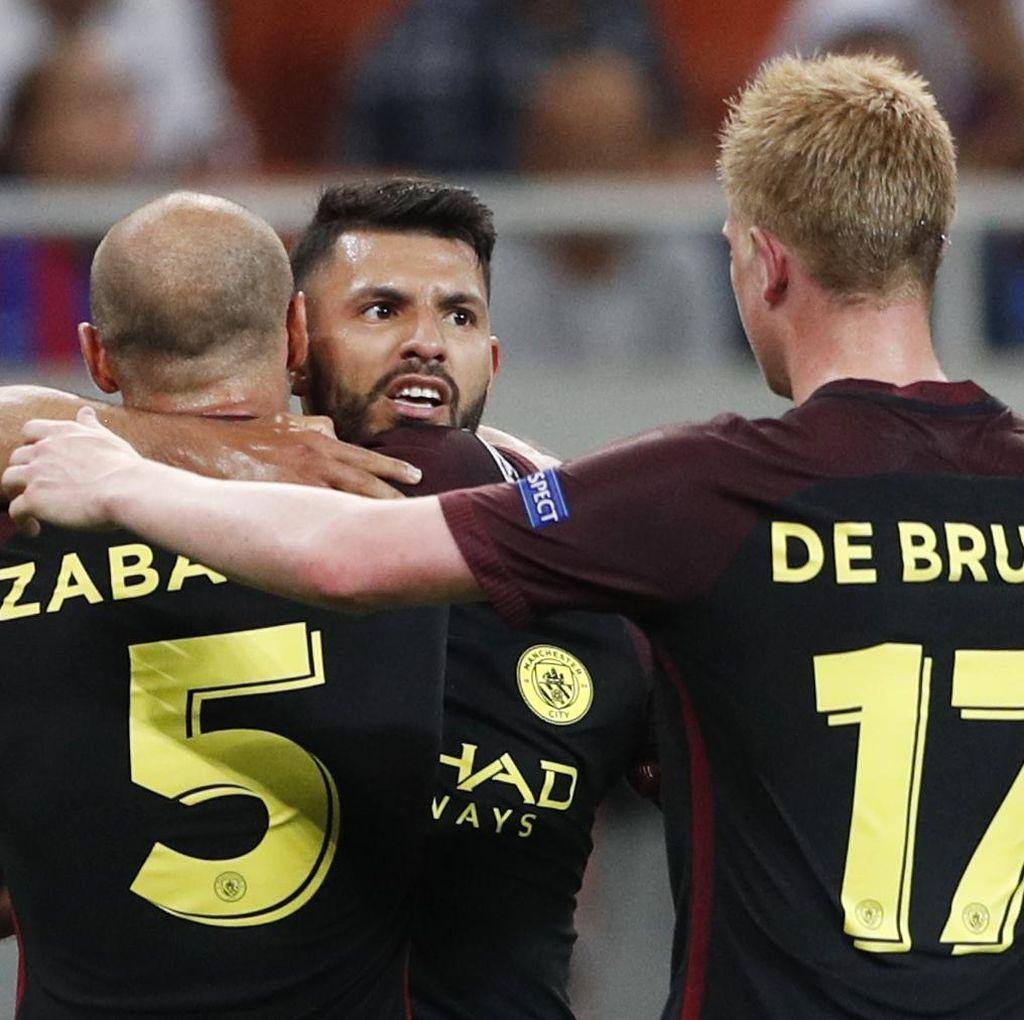De Bruyne: City Bisa Saja Cetak 8 atau 9 Gol