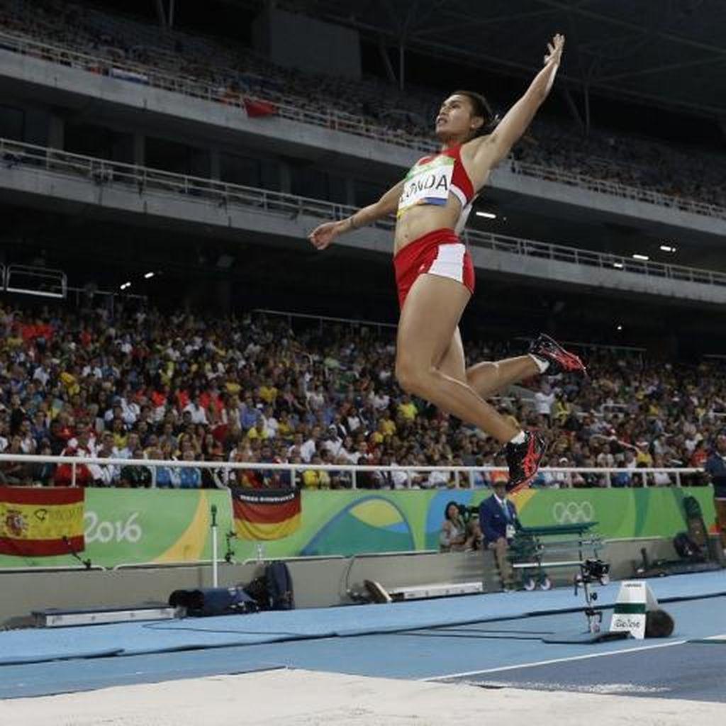 Maria Londa Masih Penasaran dengan Olimpiade