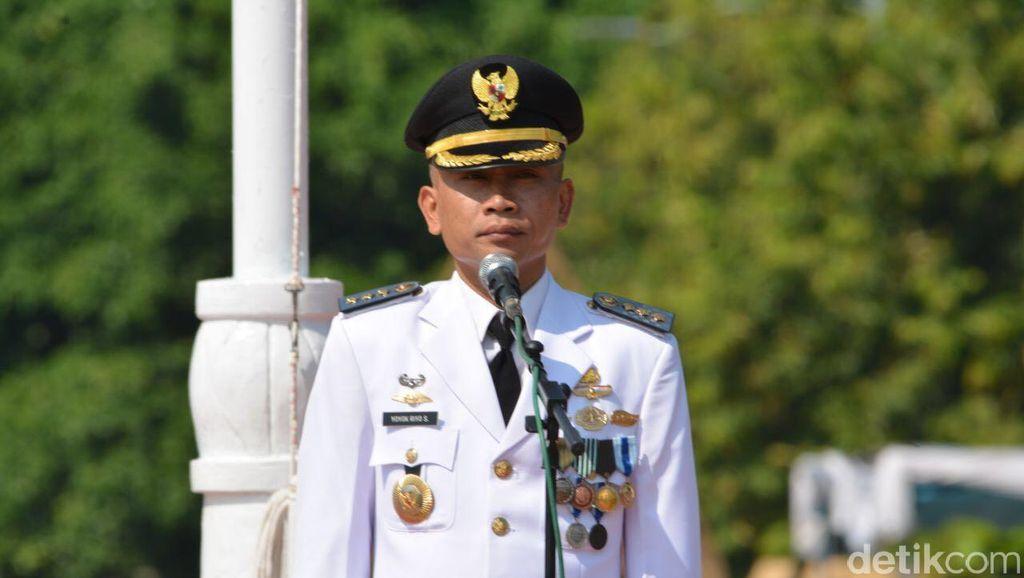 Bupati Yoyok Mengaku Belum Dapat Undangan Uji Kelayakan dari Gerindra DKI