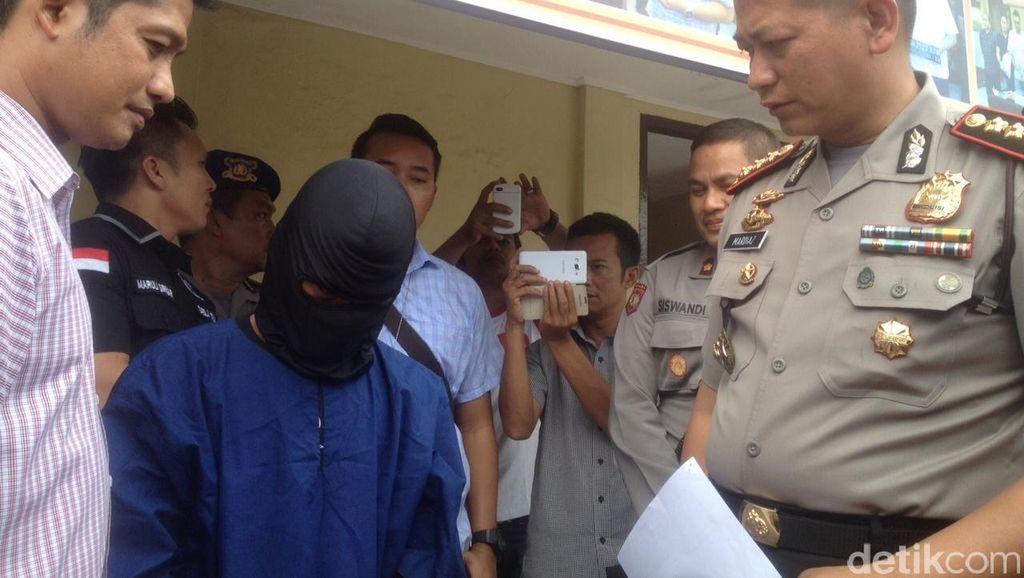 Polisi Tangkap Pembunuh Siswi di Medan yang Alami Luka Tusuk di Leher