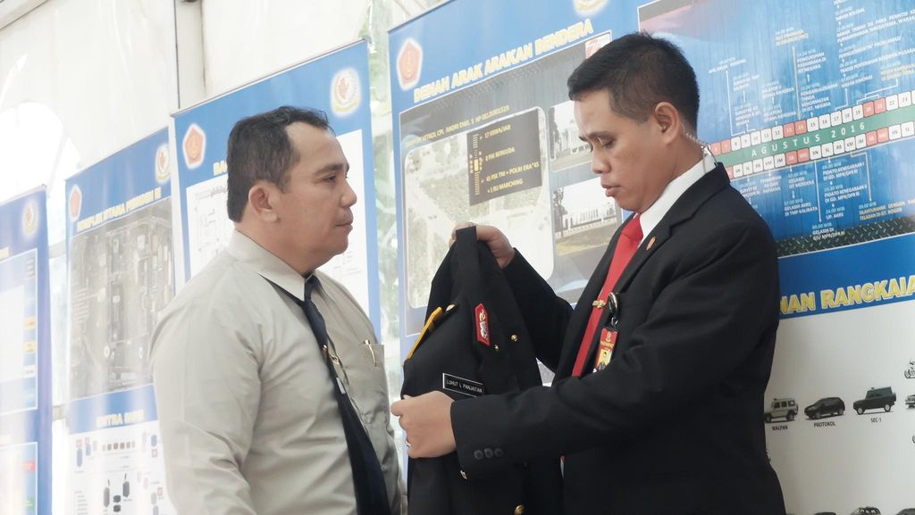 Polda Metro Jaya: Luhut Bukan Anggota Wantimpres, Tapi Pernah Jadi Staf
