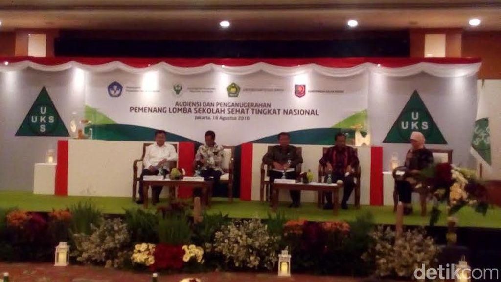 Ini Daftar Pemenang Lomba Sekolah Sehat di Indonesia, Tak Ada yang Dari Jakarta