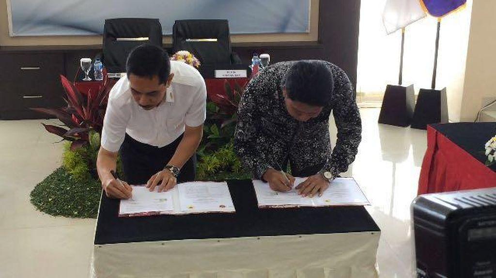 Komnas HAM dan BNPT Tandatangani MoU Penanggulangan Terorisme