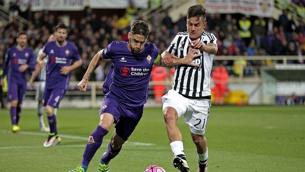 Juventus vs Fiorentina Panaskan Start Serie A 2016/2017