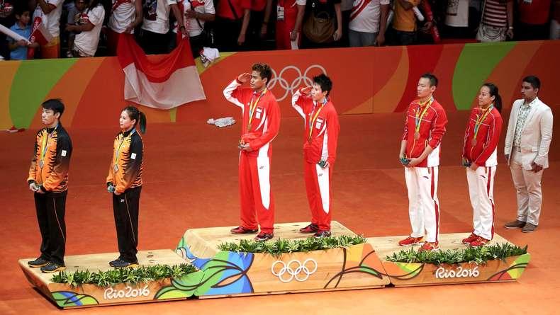 Dapat Tiga Medali dari Olimpiade, Indonesia Dinilai Tidak Maksimal
