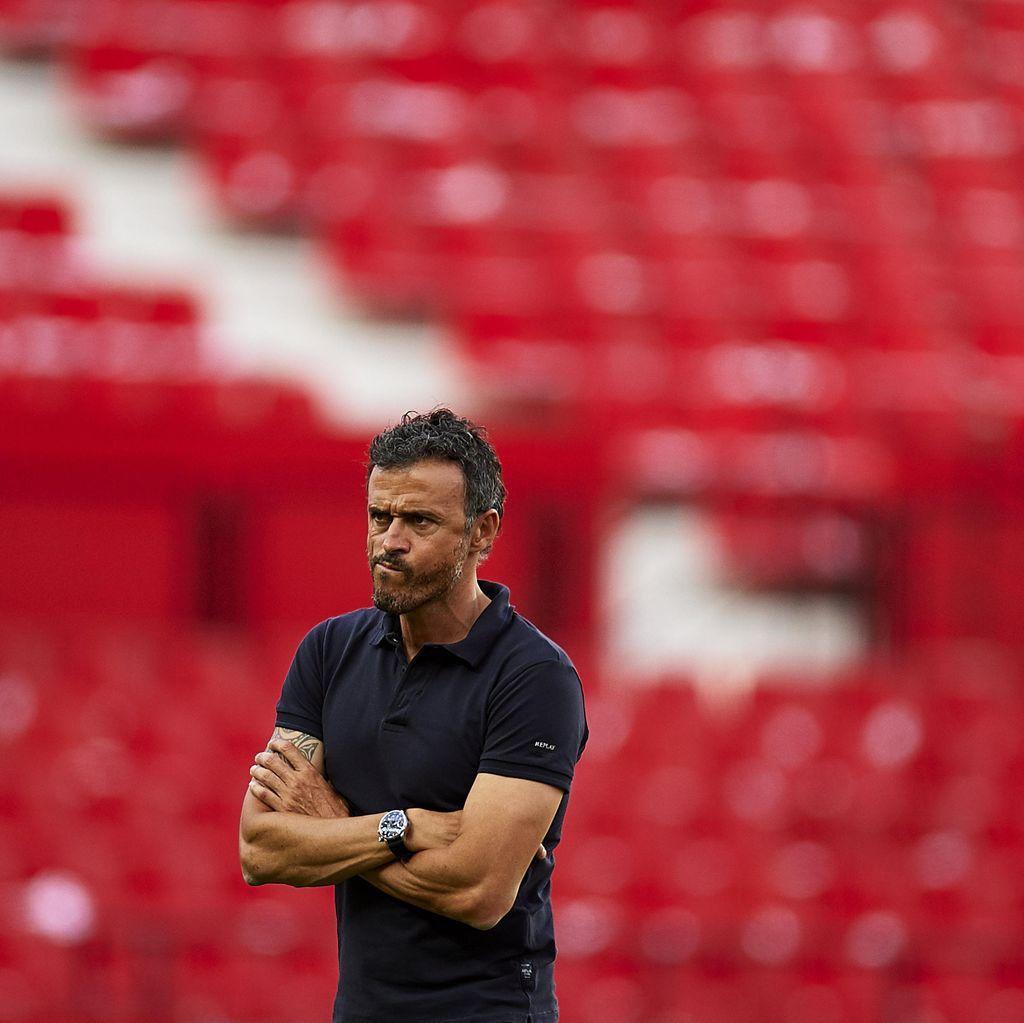 Enrique Butuh Camp Nou yang Penuh untuk Lawan Atletico