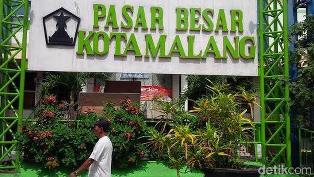 Rencana Revitalisasi Pasar Besar Malang Tunggu Sikap Matahari