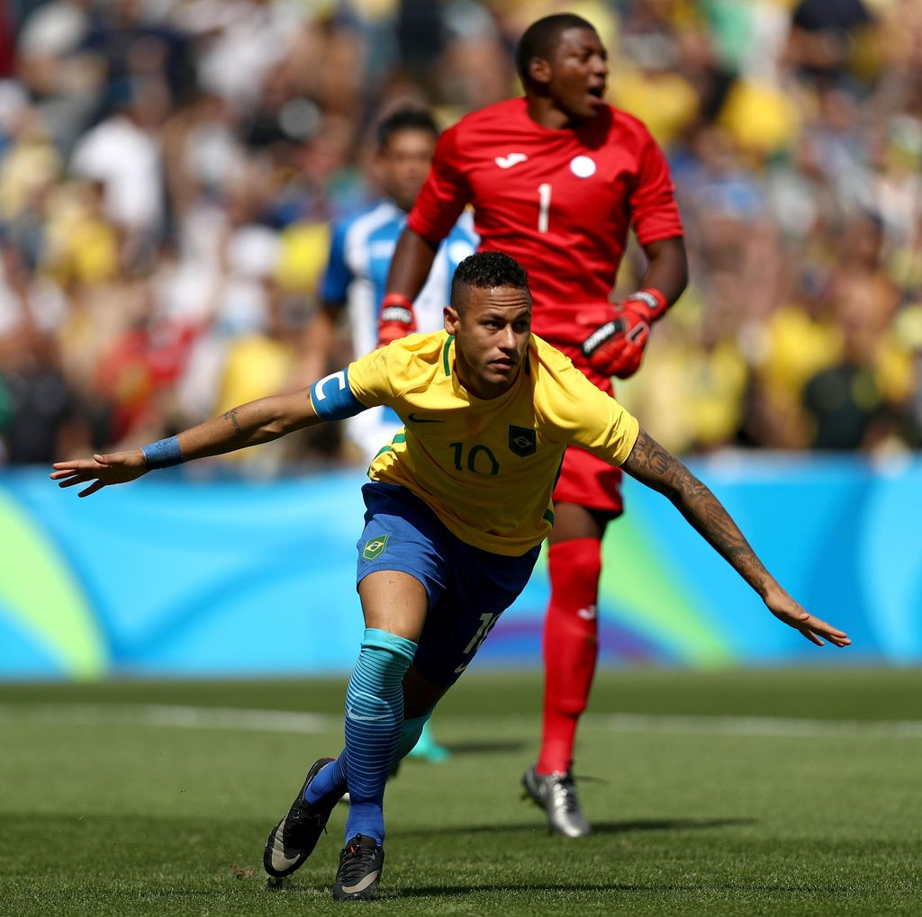 Libas Honduras 6-0, Brasil ke Final