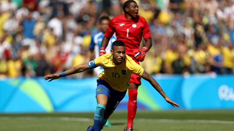 Brasil Ke Final Usai Libas Honduras