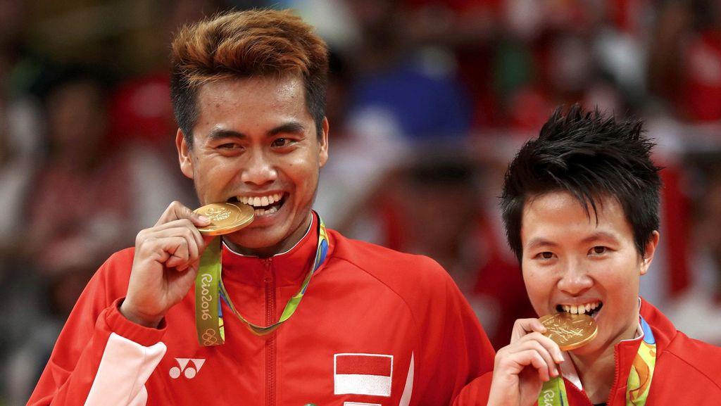 Tontowi/Liliyana Raih Emas Olimpiade Rio