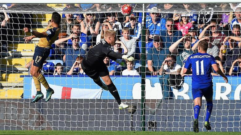 The Gunners Wajib Bangkit Hadapi Leicester City