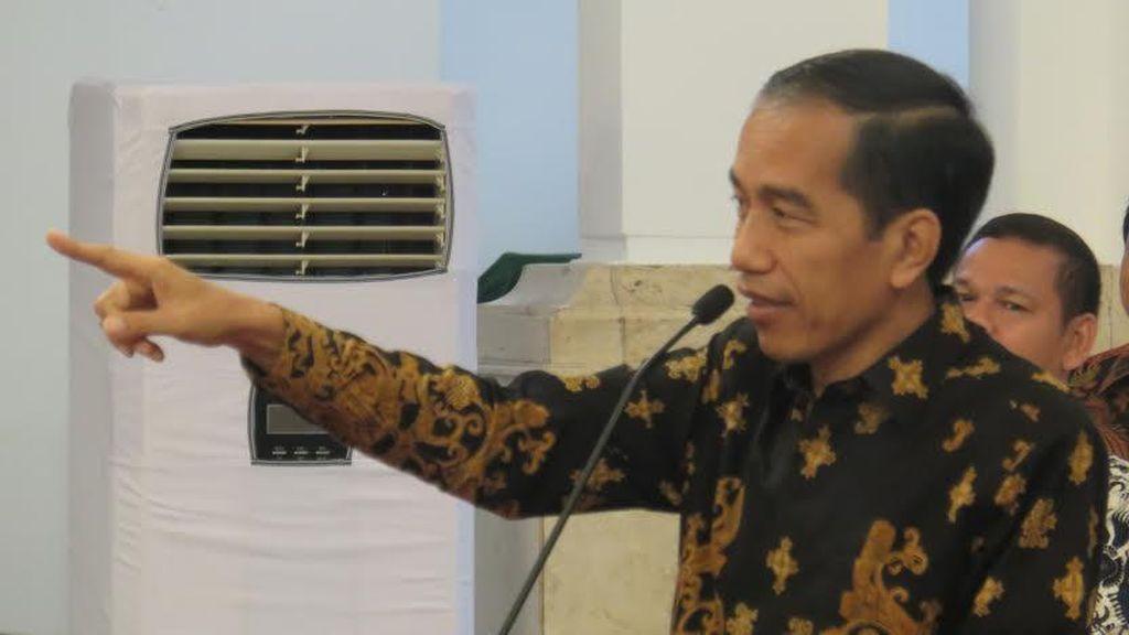 Kumpulkan Budayawan di Galeri Nasional, Jokowi Minta Saran Soal Pembangunan