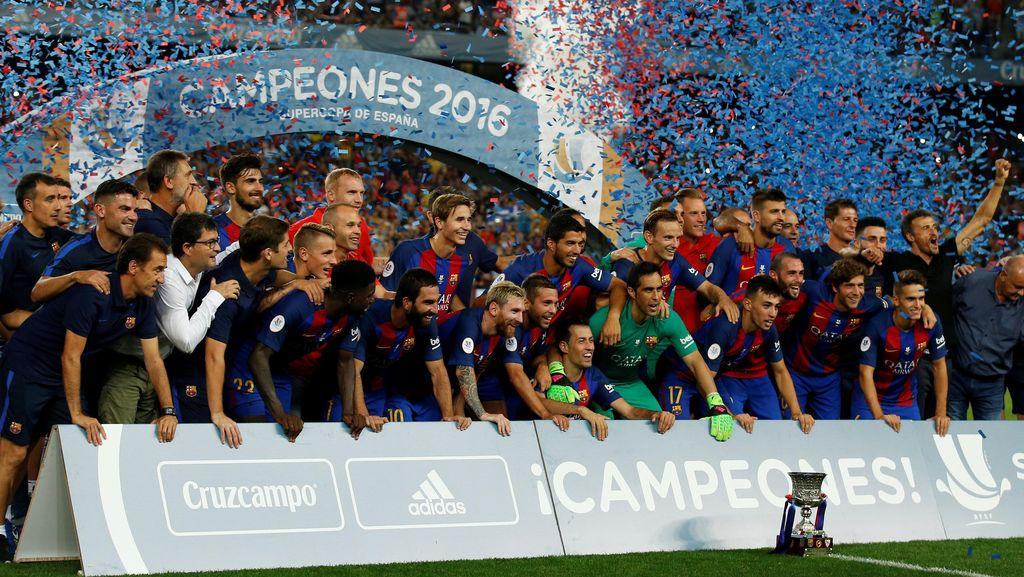 Modal Positif Barca dalam Menyongsong Kick-off La Liga