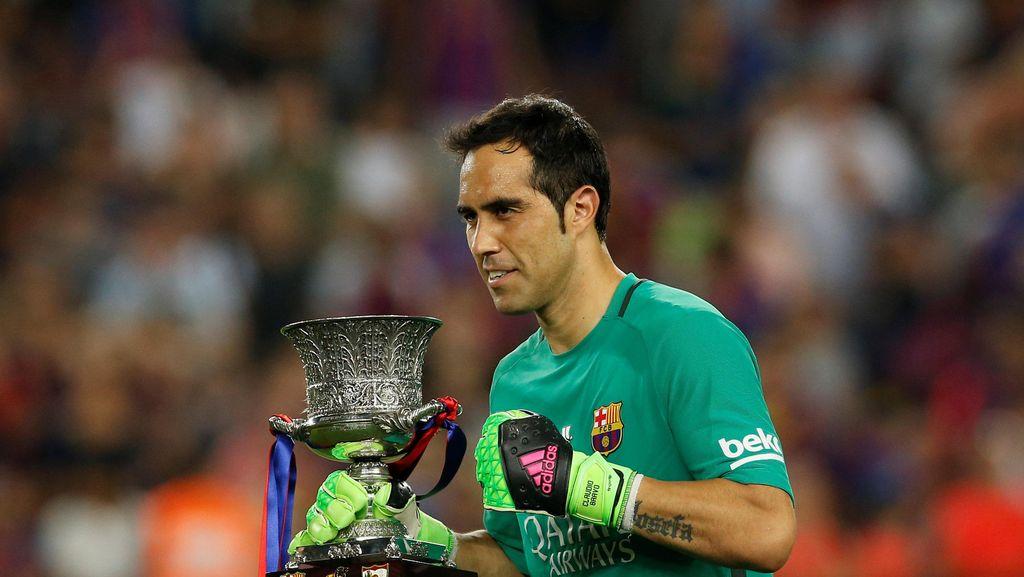 Guardiola Sebut Transfer Bravo Sudah di Tahap Akhir
