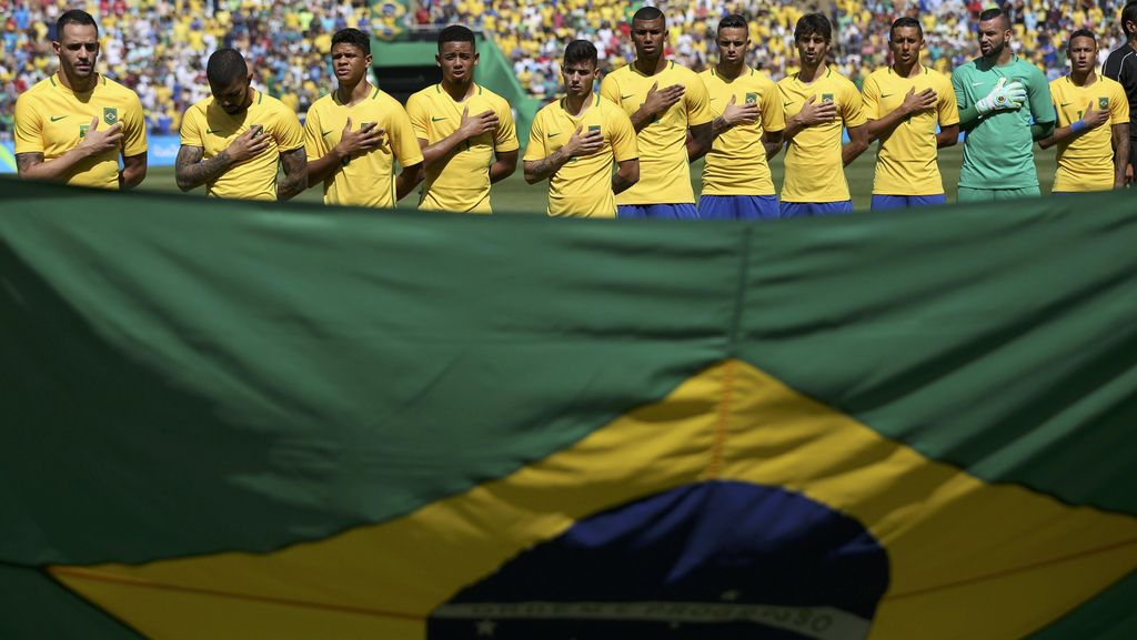 Brasil Tinggal Selangkah Lagi untuk Wujudkan Impian