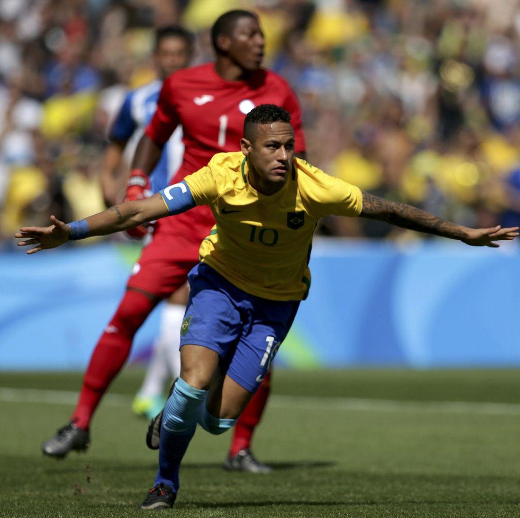 Brasil Ingin Punya Lebih Banyak Monster-Monster seperti Neymar