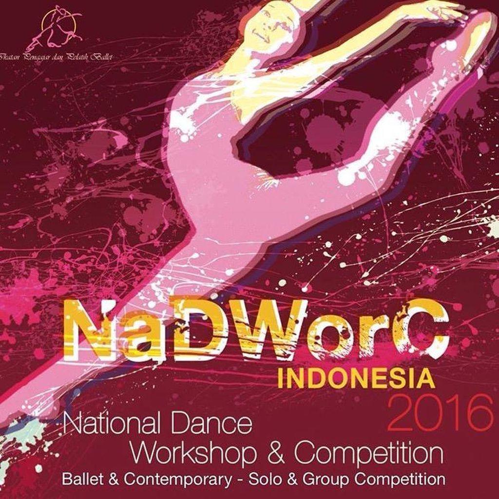750 Penari Ikuti Kompetisi Balet Nasional Akhir Pekan Ini