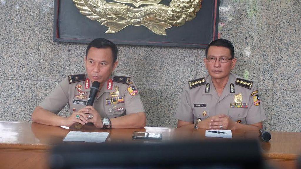 Teroris yang Ditangkap di Lampung Sempat Berencana Beraksi di Bali