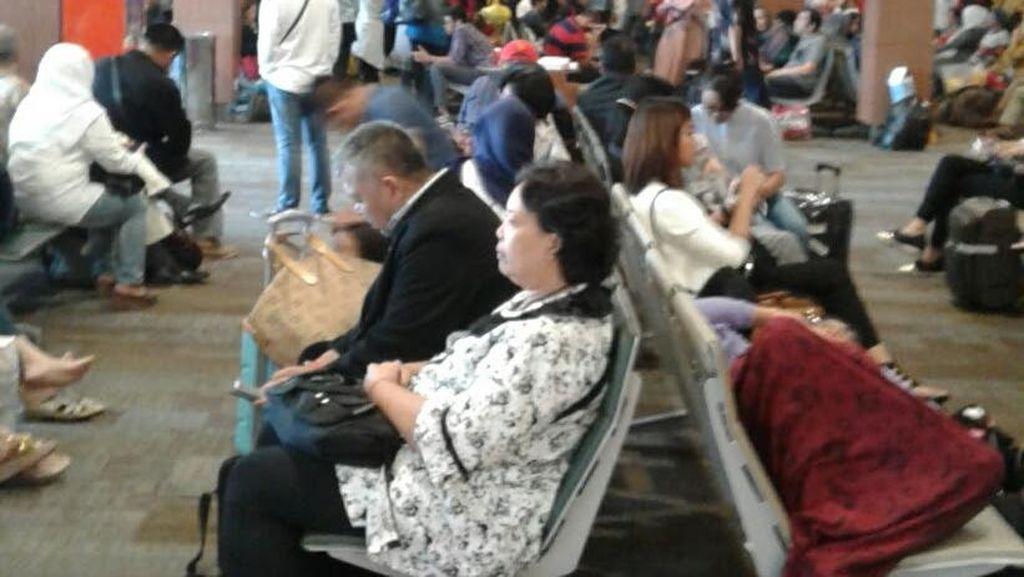 Beberapa Penerbangan Delay di Bandara Bandung, ini Penjelasan PT AP II
