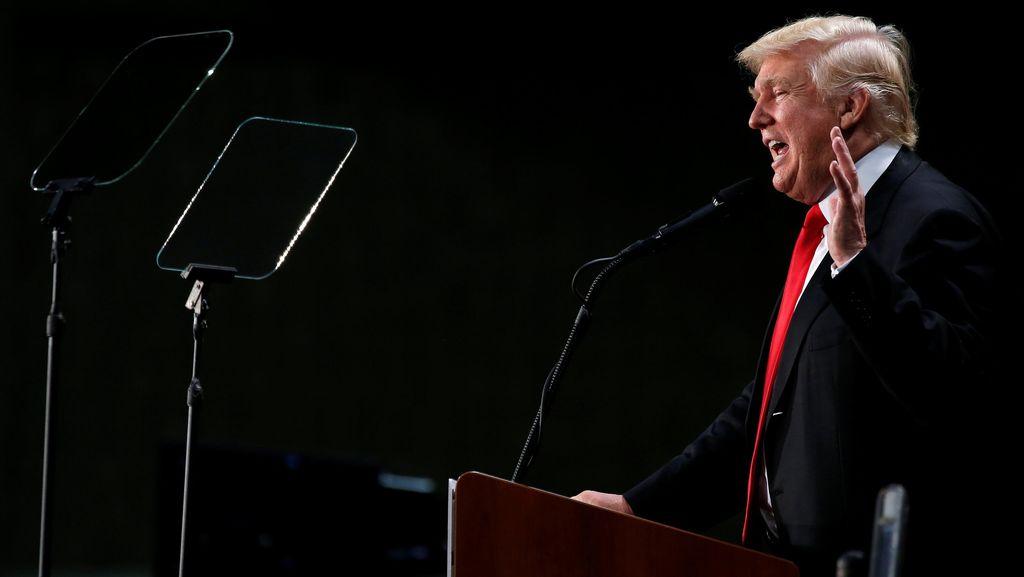 Donald Trump Mengaku Sesali Komentar-komentar Kontroversialnya