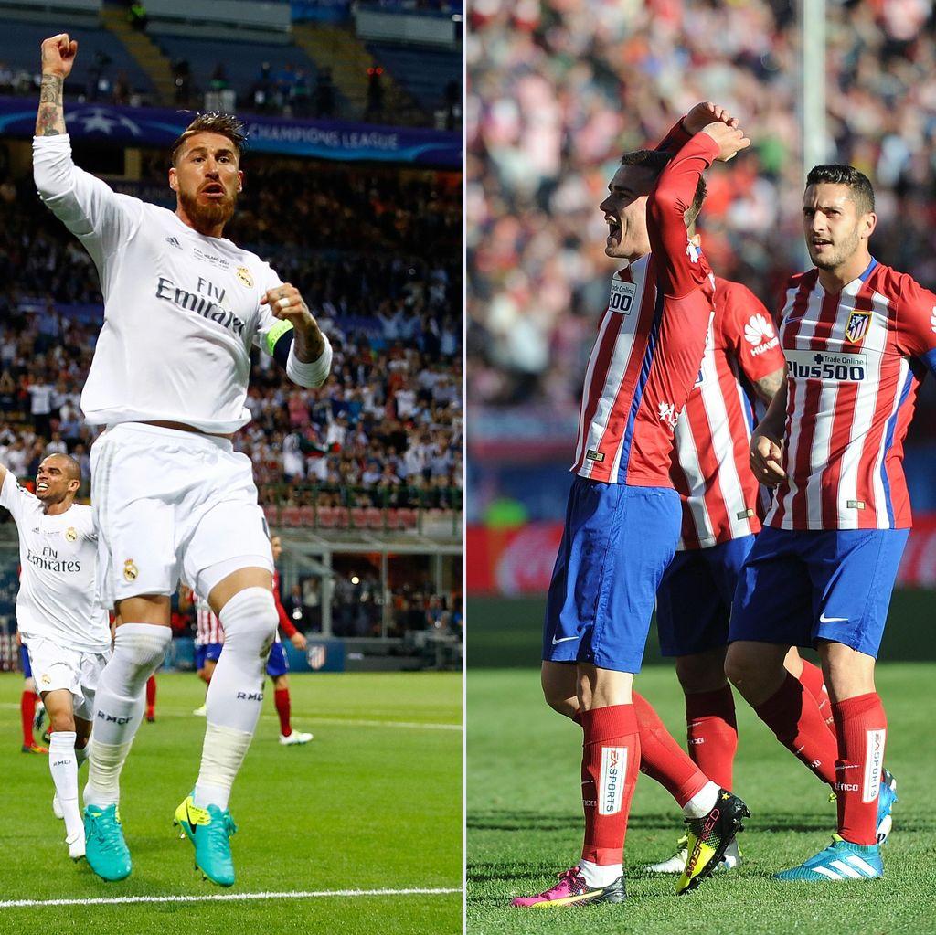 Barca, Madrid, Atletico Berburu Kemenangan Pertama