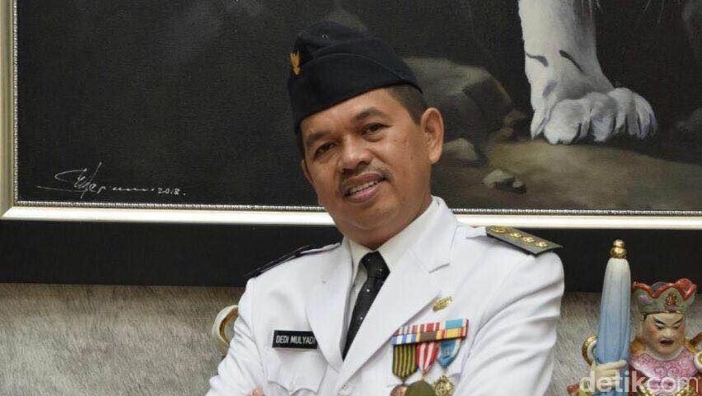 Bupati Dedi: Saya Pernah Diisukan Dapat Anggaran Pembangunan dari Ratu Kidul