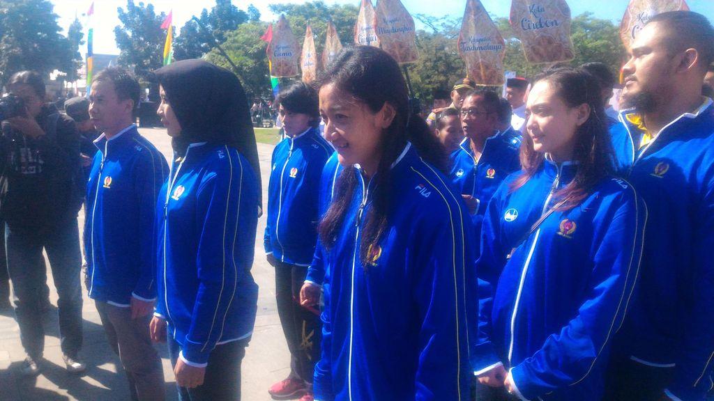 Gubernur Aher di Hadapan Atlet Jabar: Rebut Juara Umum PON