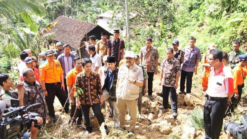 Dua Fokus Utama Penanganan Pasca Banjir dan Longsor di Trenggalek