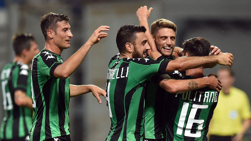 Sassuolo Lolos ke Fase Grup, West Ham Tersingkir